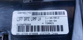 11-13 Dodge Journey LED Lift Gate Inner Taillight Lamp Driver Left LH image 4
