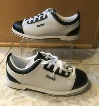 NEW Dexter Women's Bowling Shoes Size 8 White/Black Lucy B4010-1 NIB - $52.99