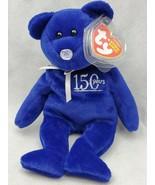 TY Beanie Babies 2006 QUIET 150 YEARS PURPLE Plush Toy  (I) - $8.00