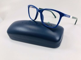 New LACOSTE KIDS L3618 424 Blue Eyeglasses 48mm with Case - $74.20