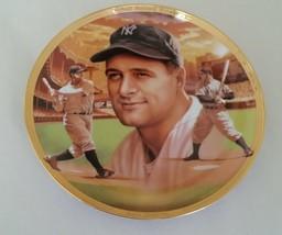 Lou Gehrig Bradford Exchange Collector Plate - $11.13