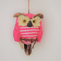 Wooden Handcrafted Owl Home Decoration - $13.00