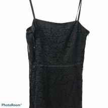 Ann Taylor Loft Black  Lace Dress Size 10 Party Cocktail Casual - $15.83