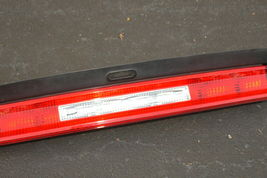 2011-14 Dodge Challenger Trunk Lid Center Tail Light Backup Stop Lamp Panel image 5