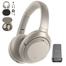 Sony WH-1000XM3 Wireless Noise Canceling Over Ear Headphone with Voice Assistant - $257.25