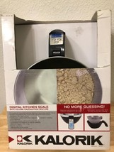 Scales Kitchen Food Digital Weight Dining Bar Catering Gadgets Exercise ... - $38.59