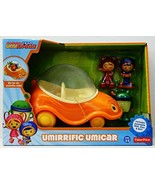 Fisher-Price Team Umizoomi Umirrific Umi Car New - $39.00