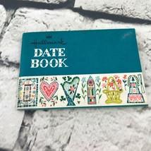 Vintage Hallmark Date Book Greeting Card Dates For 1958 Pocket Calander ... - $19.79