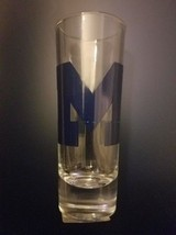 "Michigan Wolverines NCAA ""Hype"" Tall Shot Glass - $9.85"