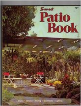 Patio Book (Sunset Do-it-yourself Books) [Paperback] Sunset Books - $5.99