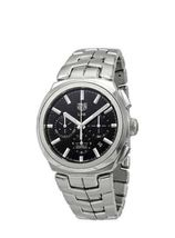 Tag Heuer Link Chronograph Automatic Black Dial Men's Watch CBC2110.BA0603 - $2,895.00