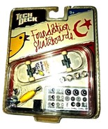 Tech Deck Foundation Mini Skateboard Toy--Spin Master - $9.00