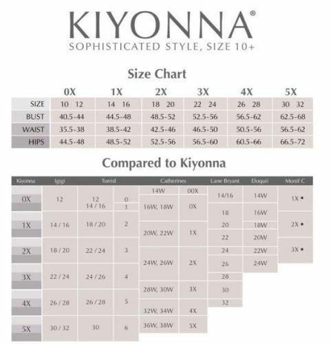 Kiyonna Femmes Robe 2X Gris Dentelle Illusion Potence Luna Style Fête Made USA image 4
