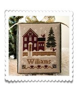 MY HOUSE release #1 Hometown Holidays cross stitch chart Little House Ne... - $5.40