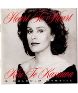 Heart to Heart by Kiri Te Kanawa (Soprano Vocal) (CD, Oct-1999, EMI Musi... - $9.95