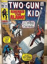 TWO-GUN KID #95 (1970) Marvel Comics The Alamo VG+ - $9.89