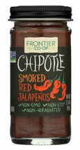 Frontier Co Op, Ground Chipotle, 2.15 oz, kosher KSA certified, peppers, pepper - $10.99
