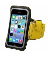 U-BAND Plus Reflective Armband with Pouch for Headphones for Apple iPhon... - $7.91