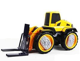 Ini Toys Melody Light Forklift Construction Power Heavy Equipment Car Vehicle To
