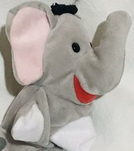 Melissa & Doug Jolly Animals Elephant Trunk Hand Puppet - $12.86