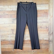 Kenneth Cole New York Dress Pants Women's Size 8 Brown UB13 - $9.40