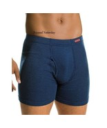 Set of 2 Hanes Tagless ComfortSoft Waistband No Ride Up Boxer Briefs Size: Small - $14.98