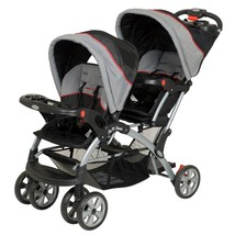 Baby Strollers For Two Sit And Stand Double Twins Girls Boys Car Seat Carrier - $153.07