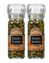 Trader Joe's Everyday Seasoning with Built in Grinder - 2 Ct - $14.73