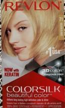 Revlon ColorSilk Beautiful Color ~ 71 Golden Blonde  ~ Color Hair Dye - $11.88
