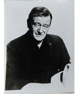 Vintage John Wayne Studio Black and White Photo - $14.99