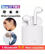 i7s Tws Wireless Headphones Bluetooth with Charging Box For iPhone huawe... - $10.80