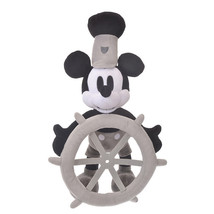 Disney Store JAPAN Mickey Mouse 90th Anniversary Star Steamboat Willie P... - $99.00