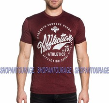 Affliction AF Athletic AS16826 Men`s New Affliction Sport Graphic MMA Re... - $43.95