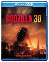 Godzilla (3D + Blu-ray + DVD)