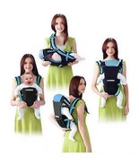 Baby Carrier Kangaroo Beth Bear Front Facing 0-30 Months Breathable Slin... - $25.95