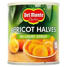 Del Monte Apricot Halves in Light Syrup 227g - $2.81