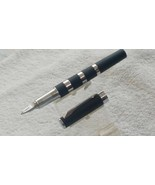 Parker 5TH Technology Ingenuity Black Rubber and Metal Pen NOS - $112.86