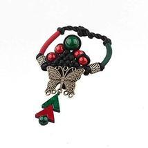 Agate Bracelet Retro Chinese Style Woven Jewelry Ethnic Handmade Bracelets
