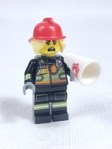 Lego 71025 - Firefighter Minifigure - Series 19 Collectible  - $6.85