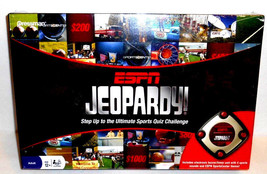 ESPN Jeopardy Game Pressman (Brand new, Factory Sealed.) - $9.78