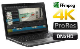 Shotcut (Professional Video Editor Software Suite) for Windows and Mac - $9.95