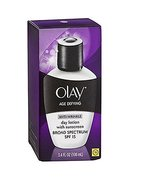 2 PACK - Olay Age Defying Anti-Wrinkle Day Lotion, spf 15 - 3.4 ounce - $21.43