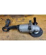 "MAKITA GA7001L ELECTRIC ANGLE GRINDER 7"" & abrasive flap wheel - $94.05"