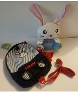Kid Toddler's Safety Harness Anti lost Rabbit Backpack With Leash New - $12.16