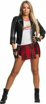 Rubies WWE Rowdy Ronda Rousey Wrestling Adult Womens Halloween Costume 7... - $49.99