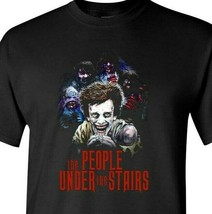 The People Under the Stairs Roach T Shirt retro 90's Wes Craven horror movie tee image 2