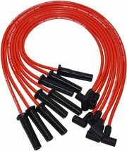 Chevy BBC 396 402 427 454 HEI Distributor Tune Up Kit & 8.0mm Spark Plug Wires image 6