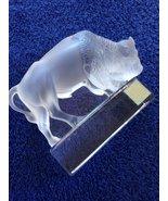 Lalique Buffalo - $259.95