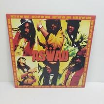 "ASWAD Best of My Love Vinyl LP 12"" Record 162-537-850-1DJ Mango Records - $1.57"