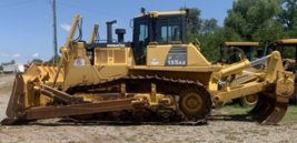 2011 KOMATSU D155AX-6 For Sale In Elk City, Oklahoma 73644 image 3